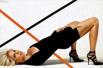Heidi Klum for GQ