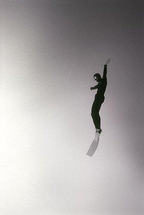 Under water by Zena Holloway