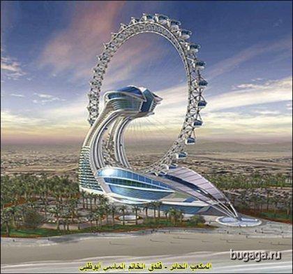 Гостинница Diamond Ring будет в Дубае