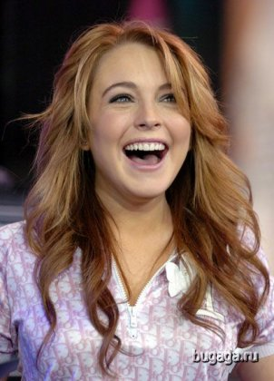 Красотка Lindsay Lohan