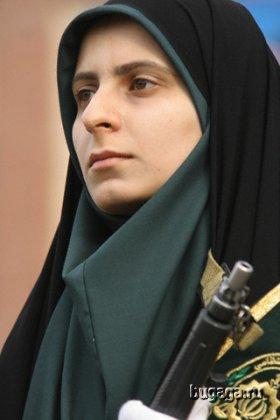 Выпуск курсантов полицейской академии в Тегеране