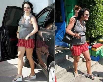 Бритни Спирс продолжает меняться. Фото