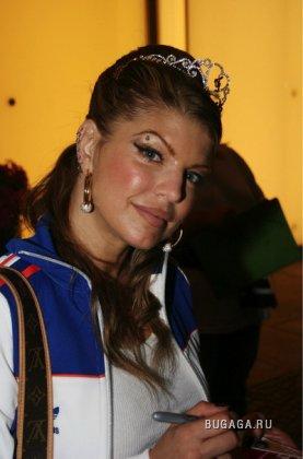 Fergie (4 фото)