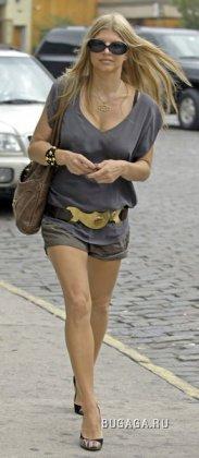 Fergie, 6 фото