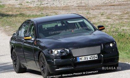 Шок дня: Новая BMW 7