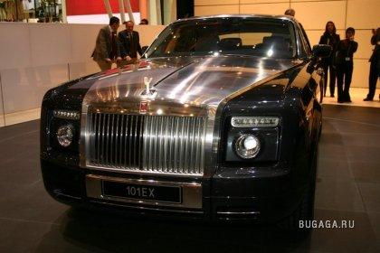 Rolls-Royce на Авто-Салоне в Женеве