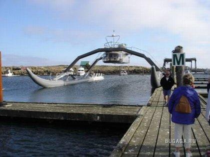Катер-лодка
