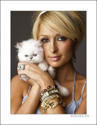 Ещё одна фотосессия Paris Hilton