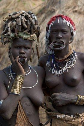 Шокирующая Африка