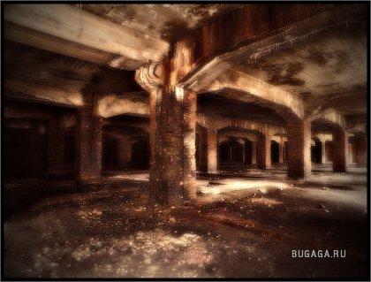 Заброшенные места. Креатифф. Part 2.