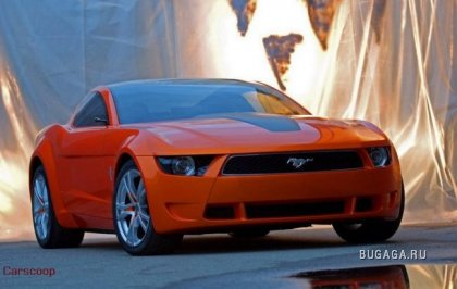 ����� Mustang Shelby