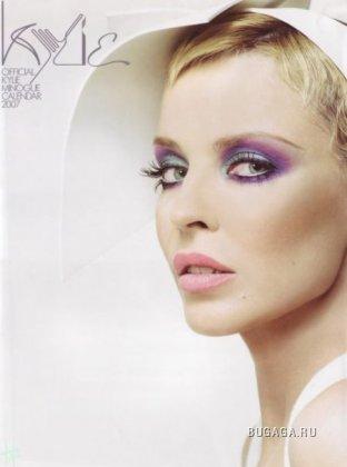 Календарь на 2007 год с Кайли Миноуг (Kyle Minogue)