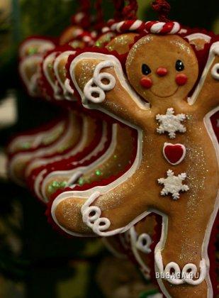 С наступающим Рождеством и Новым Годом! (Part 1)