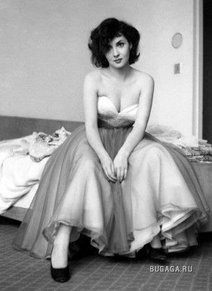 Красавицы 40-х