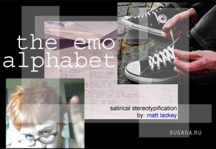 Emo alphabet