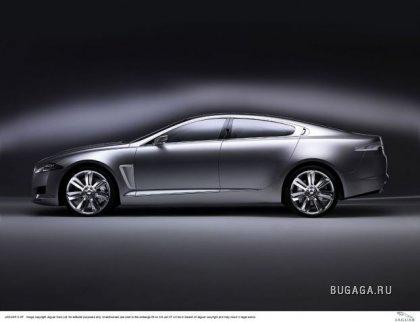 """Новый концепткар """"Jaguar C-XF"""""""