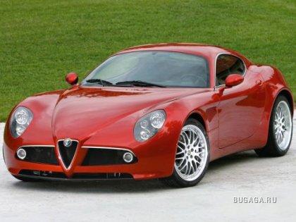 Alfa Romeo 8c Competizione (2007)