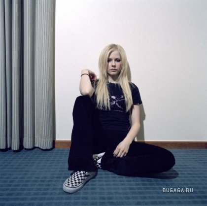 Avril Lavigne - Amit Lennon photoshoot