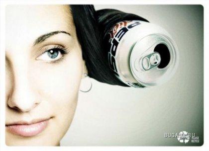 Рекламируем Pepsi