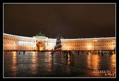 Новогодний Санкт-Петербург 2007