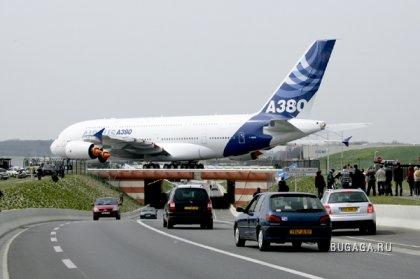 A 380!!!!!!!!! Гигант в мире авиации