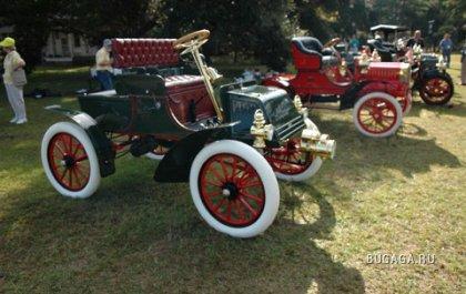 Автомобиль Rambler 1902 года. ФОТО
