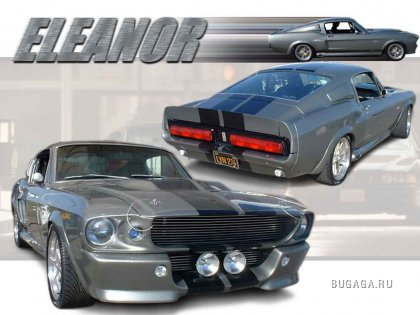 "Ford Shelby GT500 ""Eleanor"""
