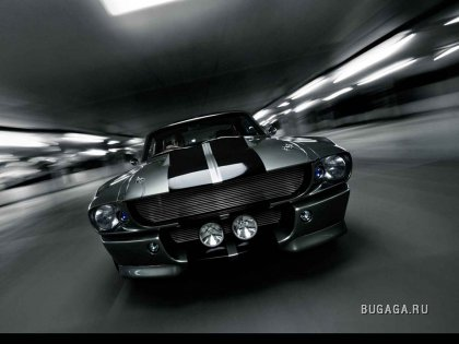 "Ford Shelby GT500 ""Eleanor"" '1967"