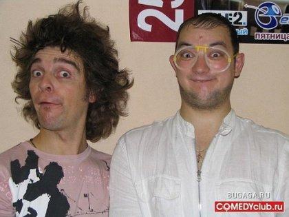 Вот как развлекаются резиденты Comedy Club!