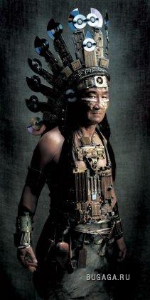 Эволюция индейцев