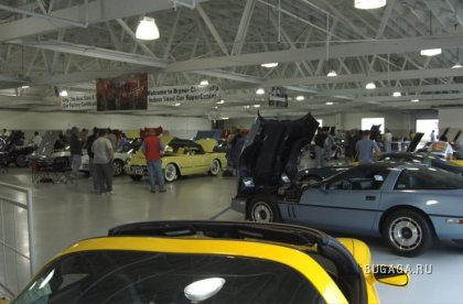 Ретро-экскурс Chevrolet Corvette
