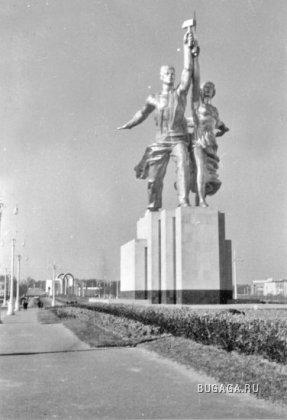 Монумент МосФильма