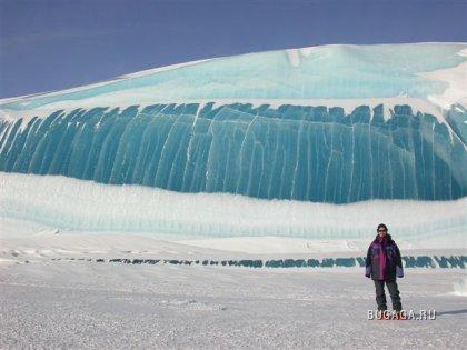 Antarctic Tsunami