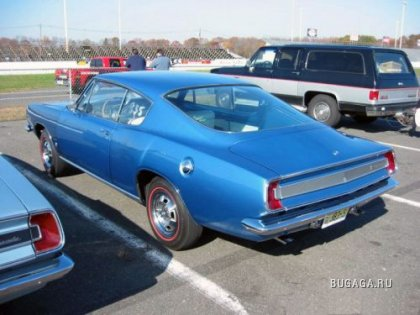Chrysler Barracuda 1967 - 1973
