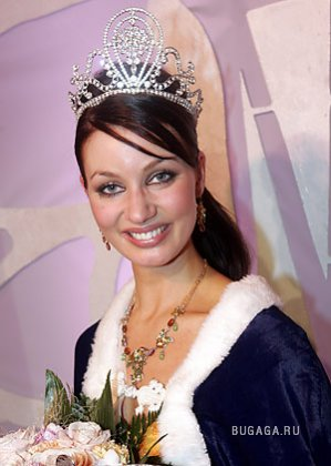 Мисс Финляндия 2007