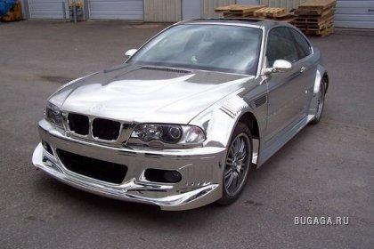 Хром BMW