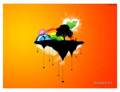 Краски в позитиве !