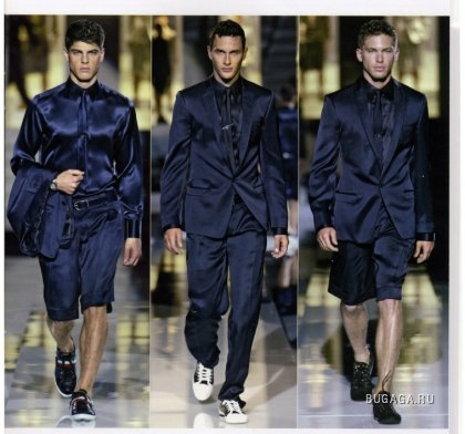 Man Fashion Show (Summer 2007) DOLCE & GABBANA
