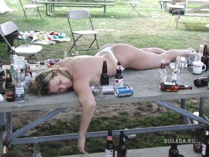 13 причин, почему нельзя пить с другами