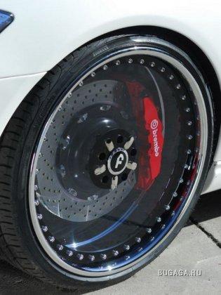 «Стеклянные» колеса