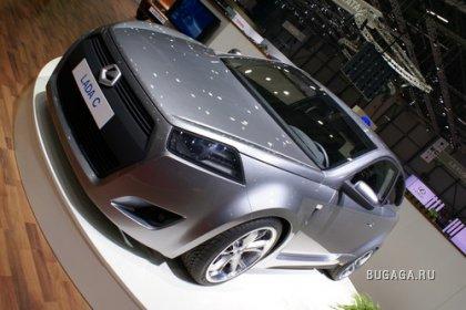 Новый хэтчбэк от ВАЗа - Lada C