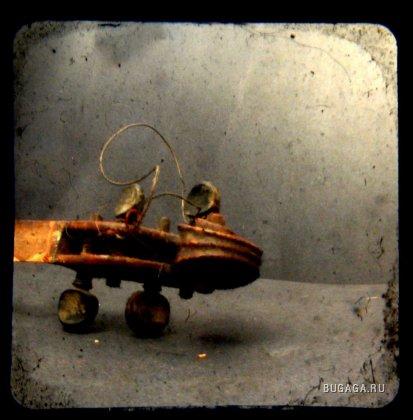 Затихшая музыка......