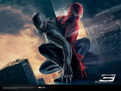 Spiderman 3!! Wallpapers!