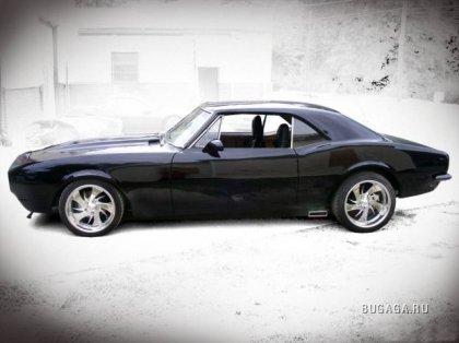 Chevrolet Camaro(продолжение)