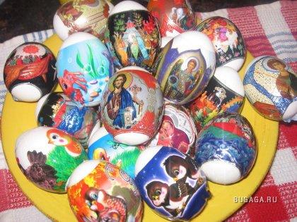 Роспись по яйцам