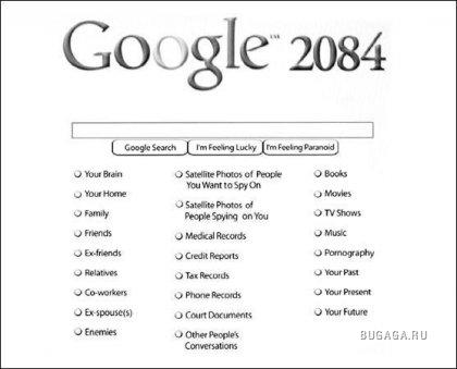 Google в 2084 году
