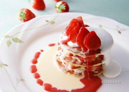 А что сегодня к десерту?