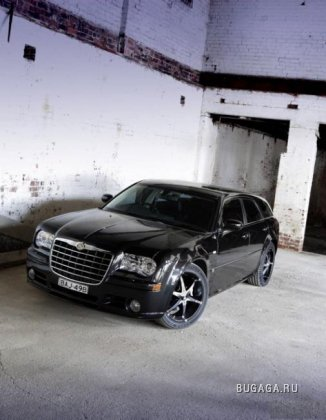 Chrysler 300C E490