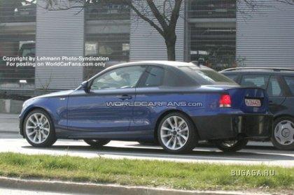 Новый BMW Series 1 Coupe