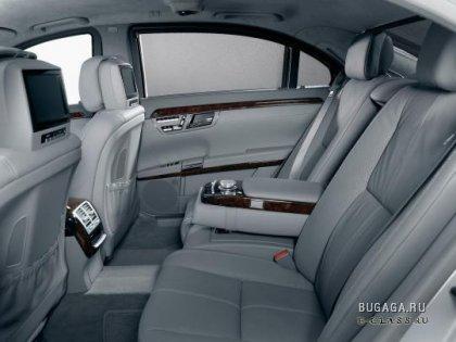 Mercedes-Benz S 600 Guard и  S 600 Guard Pullman